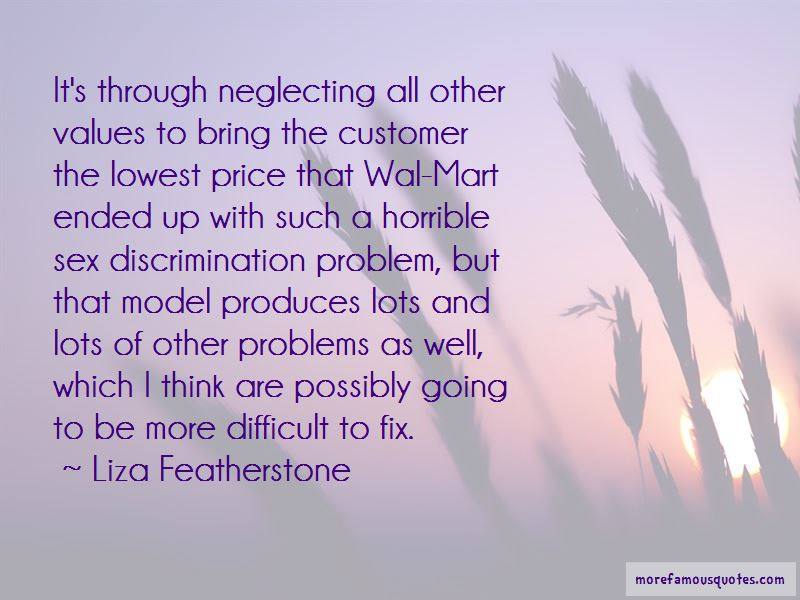 Liza Featherstone Quotes