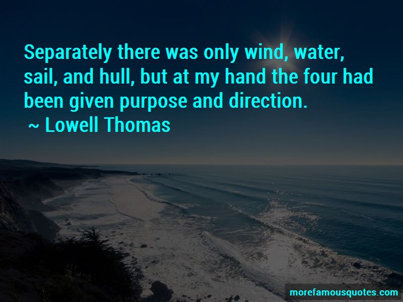 Lowell Thomas Quotes Pictures 4