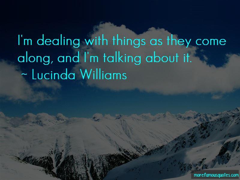 Lucinda Williams Quotes Pictures 4