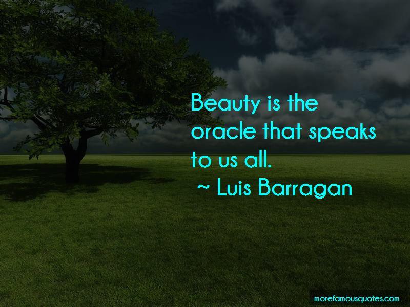 Luis Barragan Quotes Pictures 2