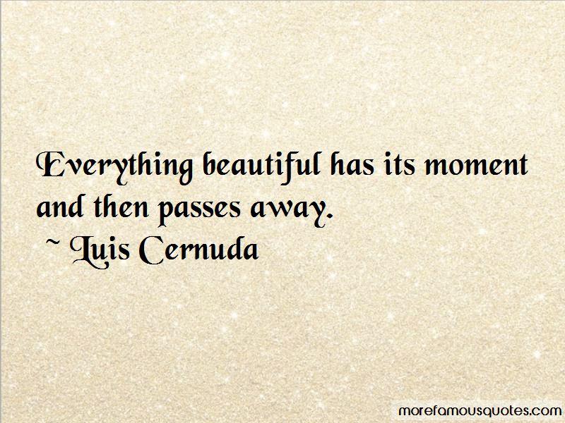 Luis Cernuda Quotes