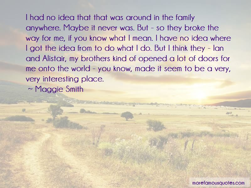 Maggie Smith Quotes Pictures 4