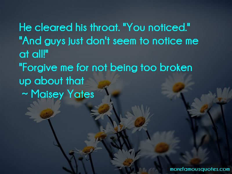 Maisey Yates Quotes Pictures 4