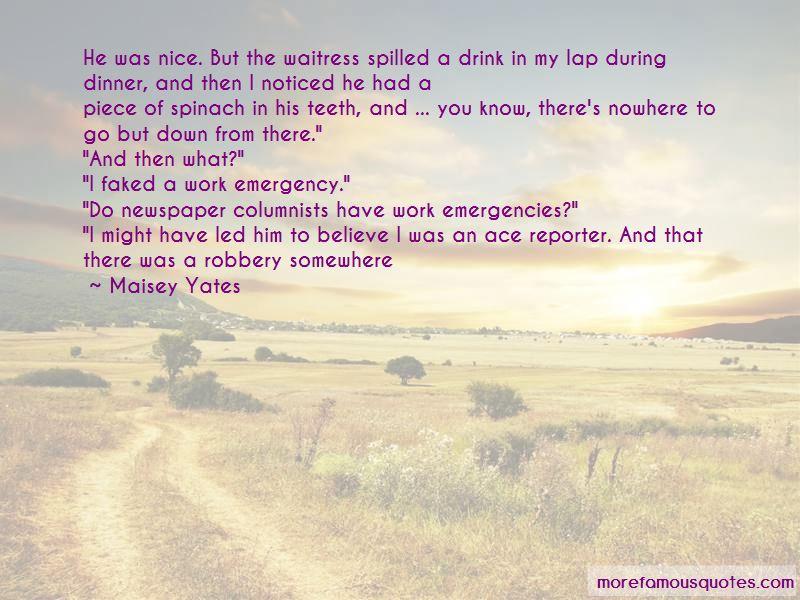 Maisey Yates Quotes