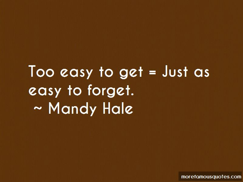 Mandy Hale Quotes Pictures 3