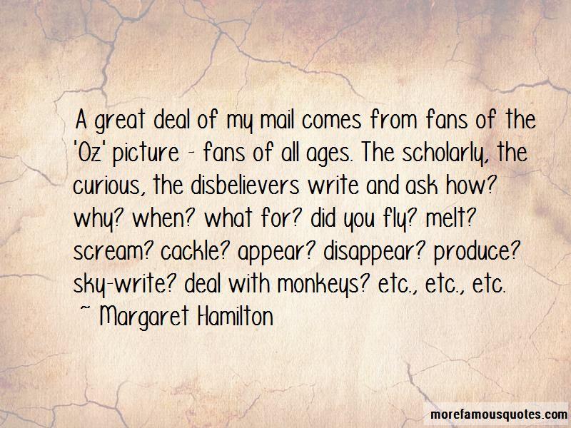 Margaret Hamilton Quotes Pictures 2