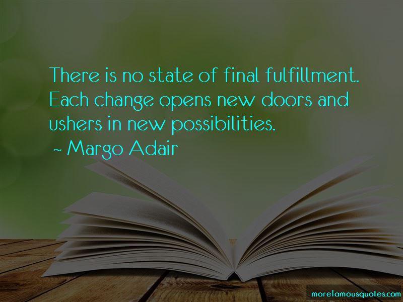 Margo Adair Quotes Pictures 2