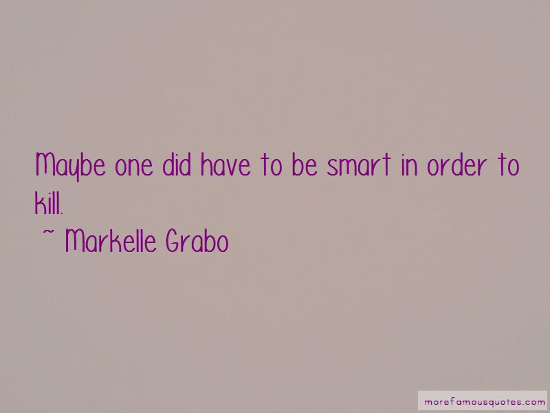 Markelle Grabo Quotes Pictures 2