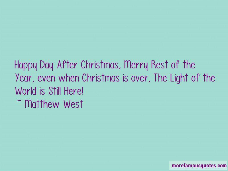 Matthew West Quotes