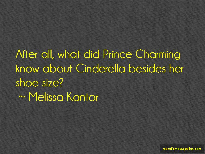Melissa Kantor Quotes Pictures 3