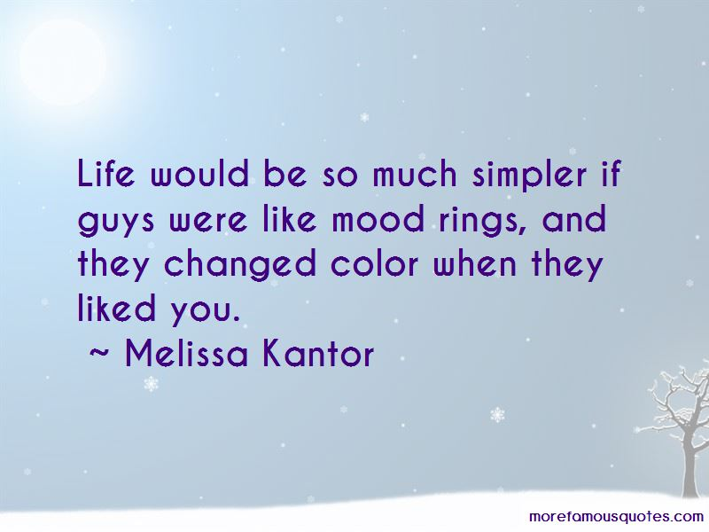 Melissa Kantor Quotes Pictures 4