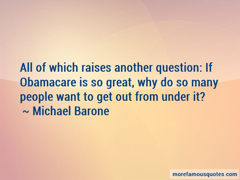 Michael Barone Quotes Pictures 2