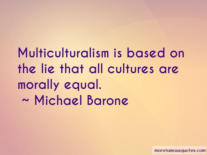 Michael Barone Quotes