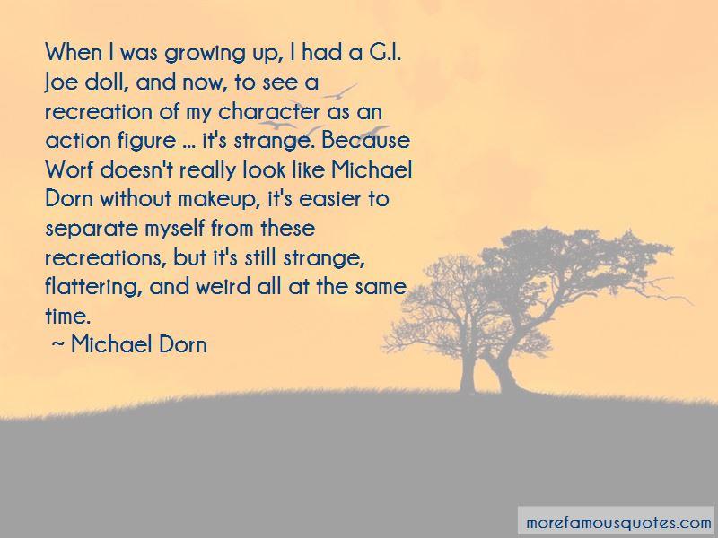 Michael Dorn Quotes