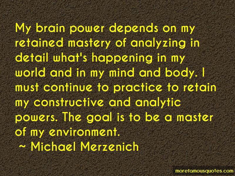 Michael Merzenich Quotes Pictures 2