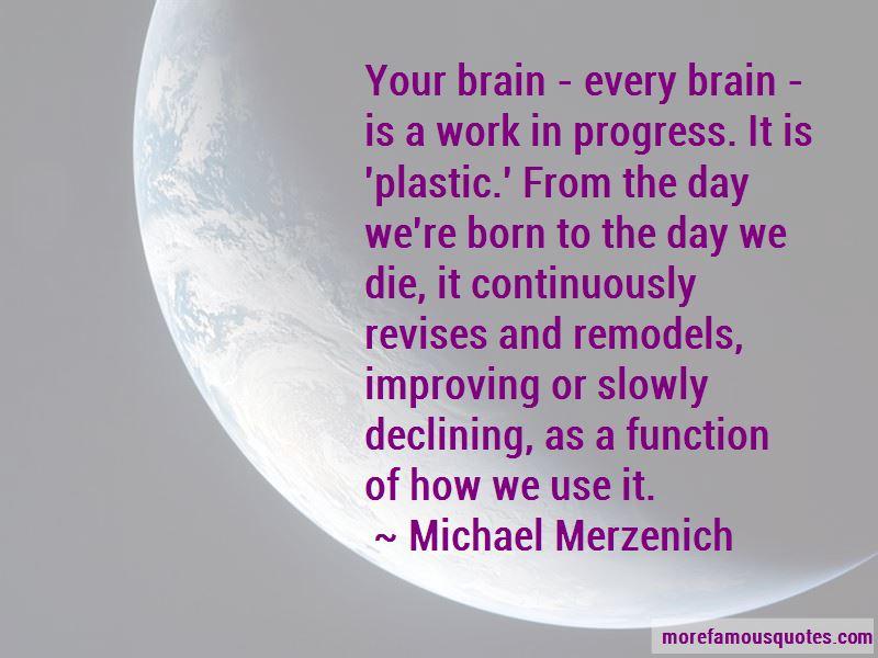 Michael Merzenich Quotes Pictures 3