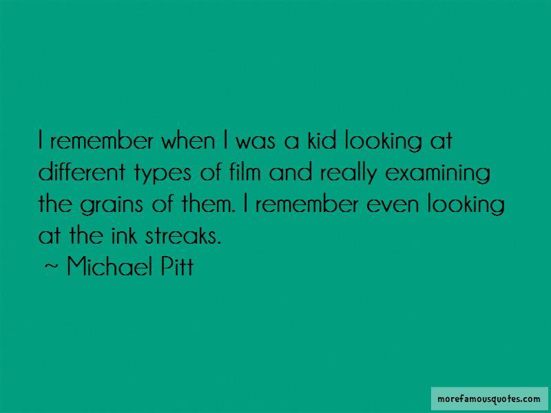 Michael Pitt Quotes Pictures 2