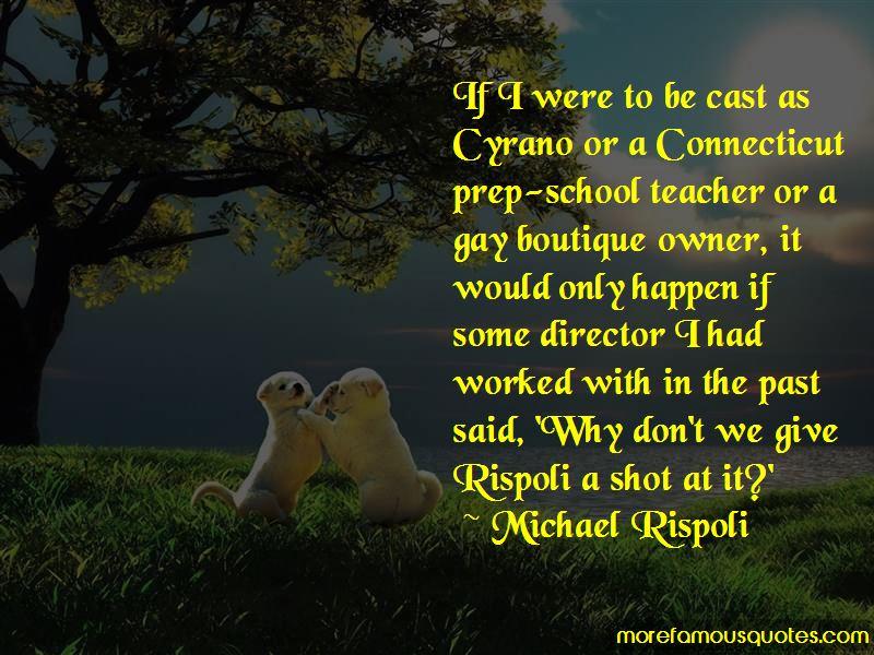 Michael Rispoli Quotes Pictures 2