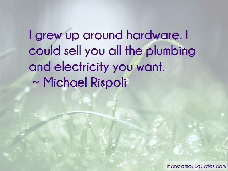 Michael Rispoli Quotes Pictures 3