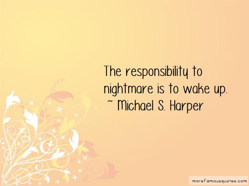 Michael S. Harper Quotes Pictures 2