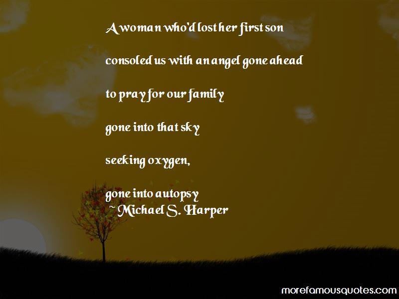 Michael S. Harper Quotes