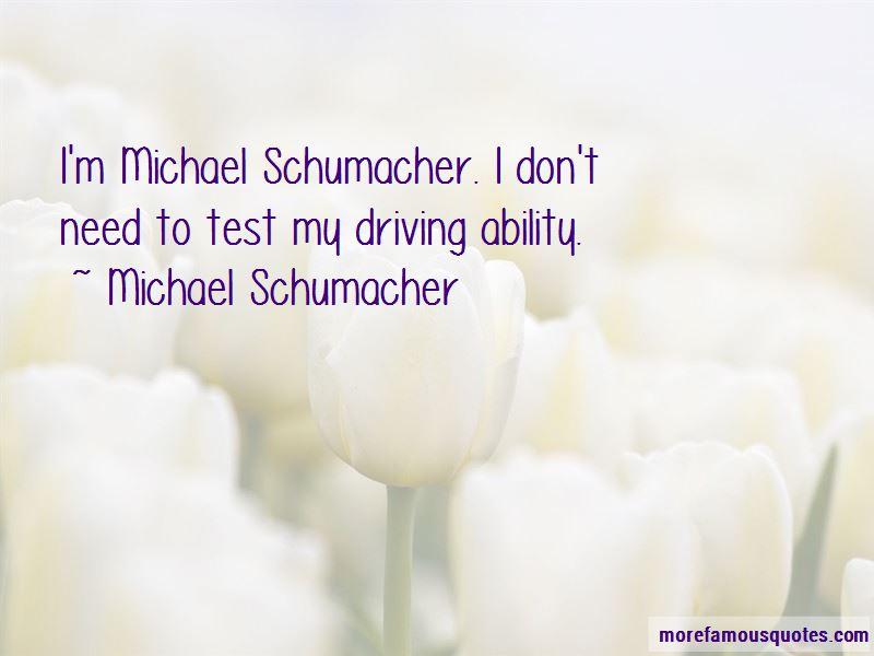 Michael Schumacher Quotes Pictures 2
