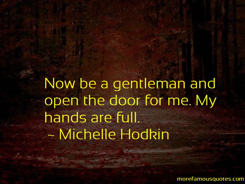 Michelle Hodkin Quotes Pictures 3