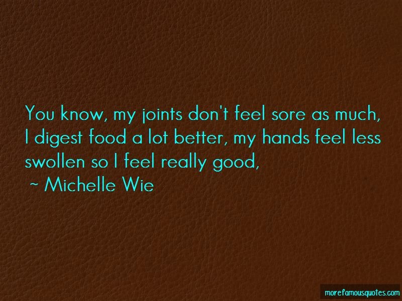 Michelle Wie Quotes Pictures 2