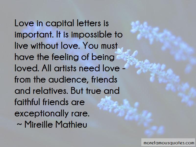 Mireille Mathieu Quotes Pictures 2