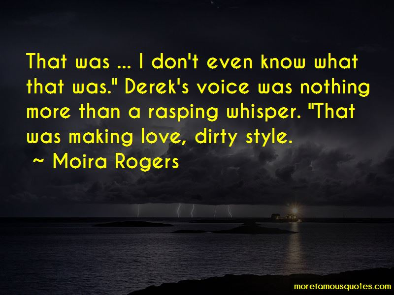 Moira Rogers Quotes Pictures 4