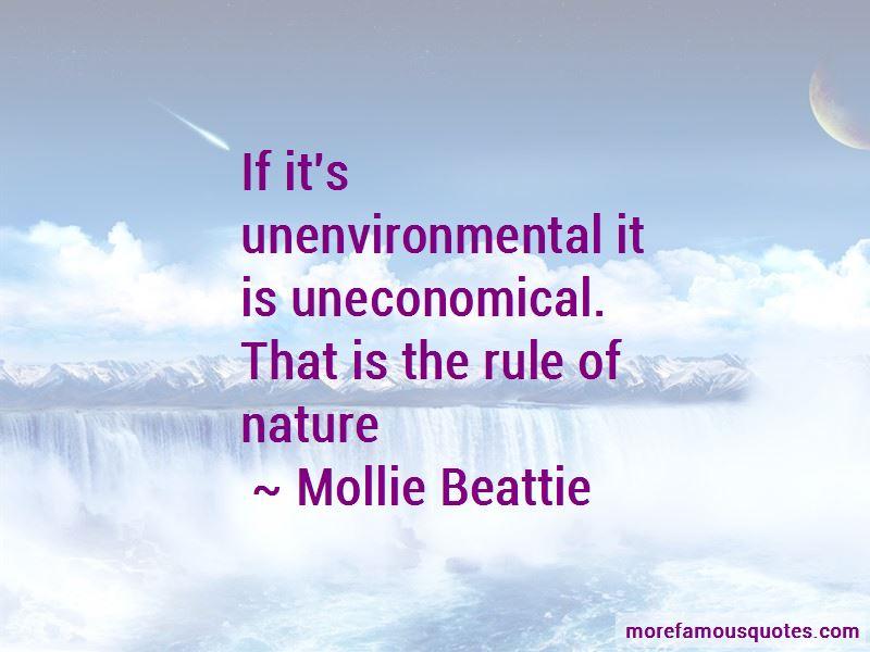 Mollie Beattie Quotes Pictures 2