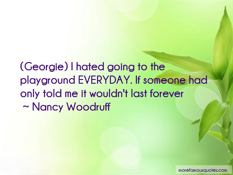 Nancy Woodruff Quotes Pictures 3
