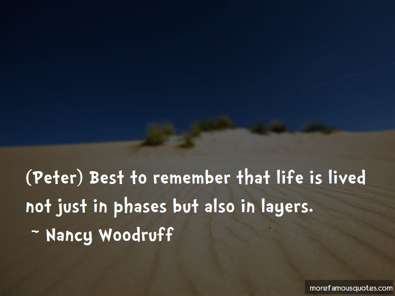 Nancy Woodruff Quotes Pictures 4