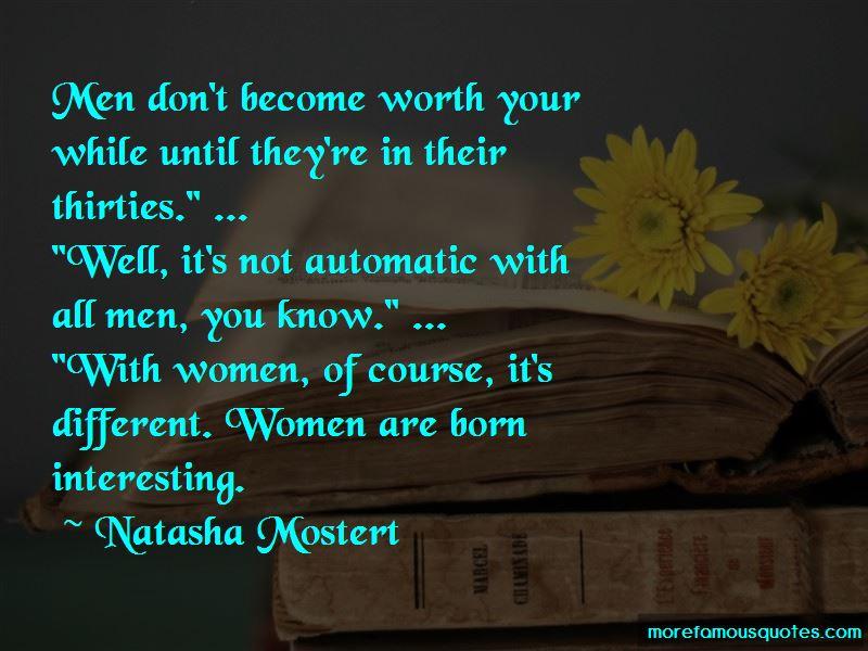Natasha Mostert Quotes Pictures 2