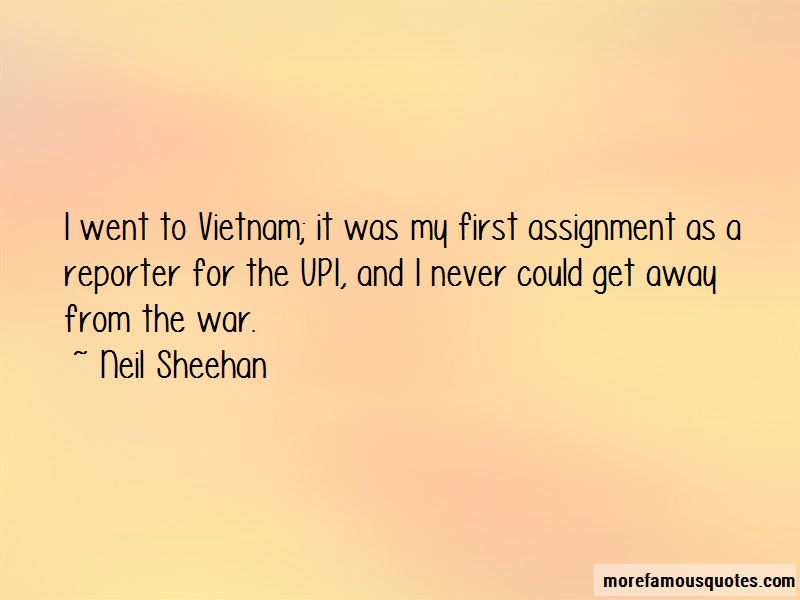 Neil Sheehan Quotes Pictures 3