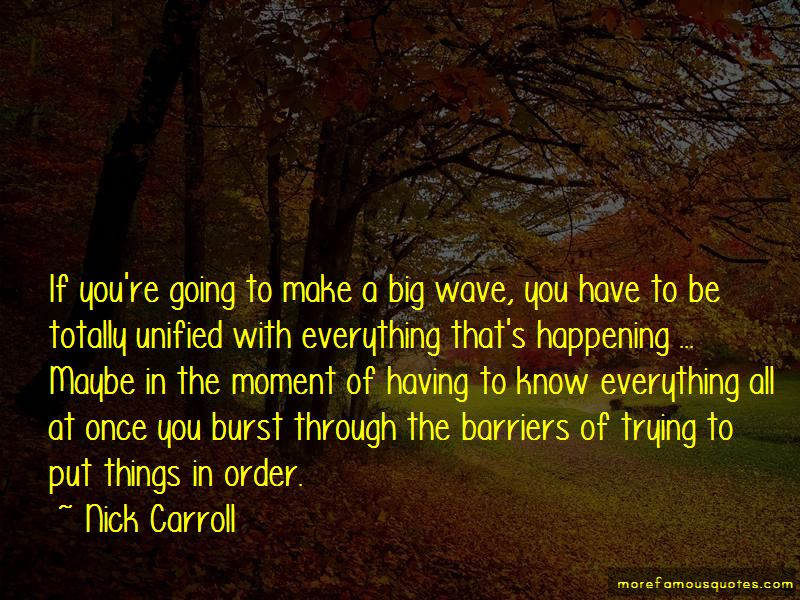 Nick Carroll Quotes Pictures 4