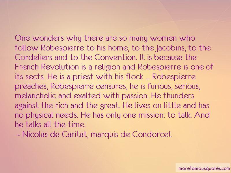 Nicolas De Caritat, Marquis De Condorcet Quotes Pictures 3
