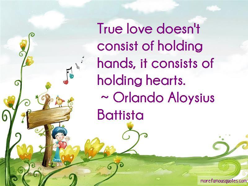Orlando Aloysius Battista Quotes Pictures 4