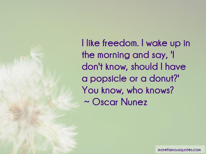 Oscar Nunez Quotes Pictures 3