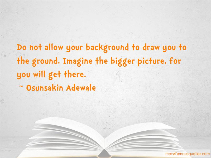 Osunsakin Adewale Quotes Pictures 3