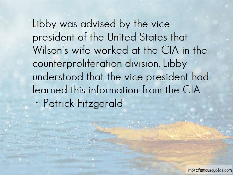 Patrick Fitzgerald Quotes Pictures 3