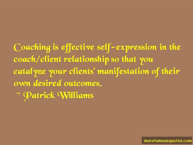 Patrick Williams Quotes Pictures 2