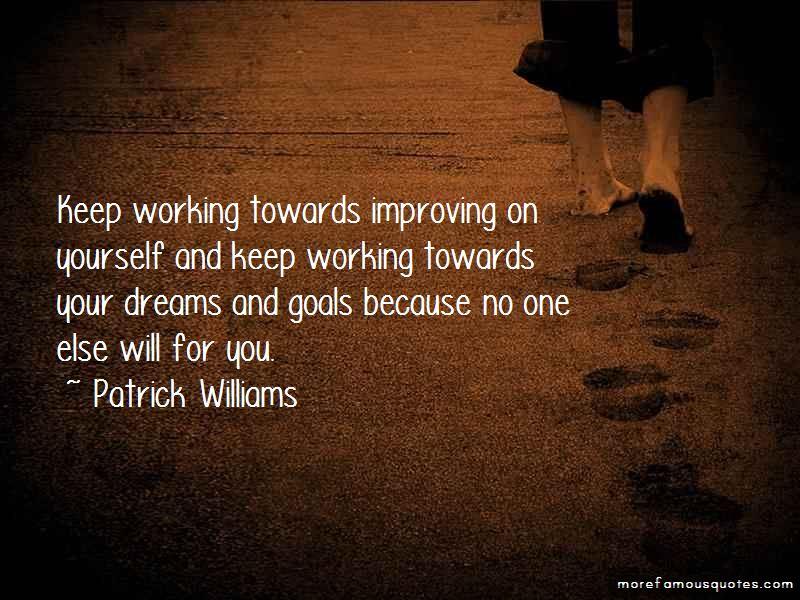 Patrick Williams Quotes