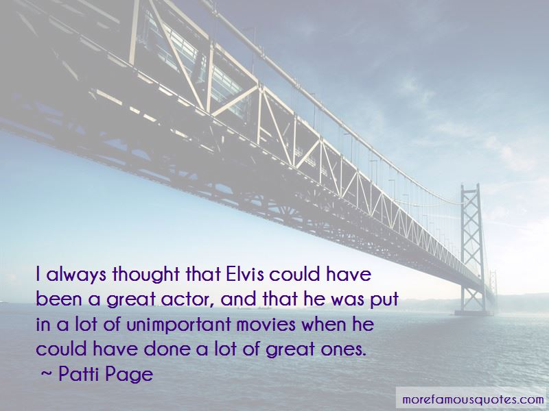 Patti Page Quotes Pictures 2