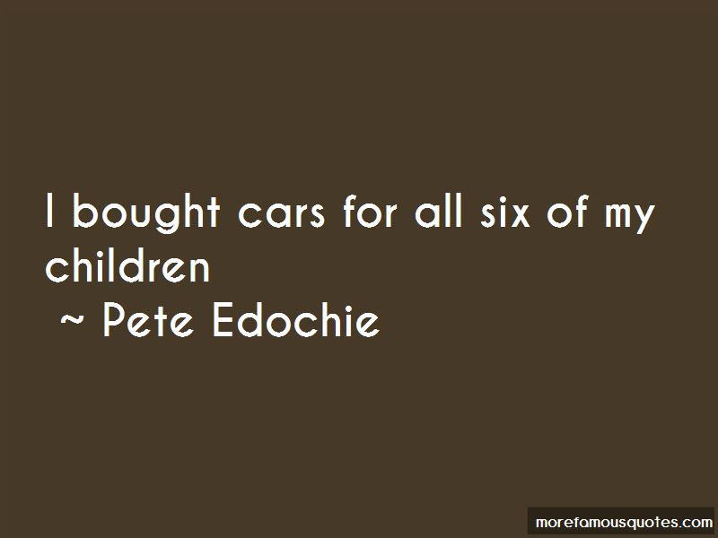 Pete Edochie Quotes Pictures 3