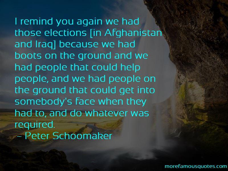 Peter Schoomaker Quotes Pictures 2