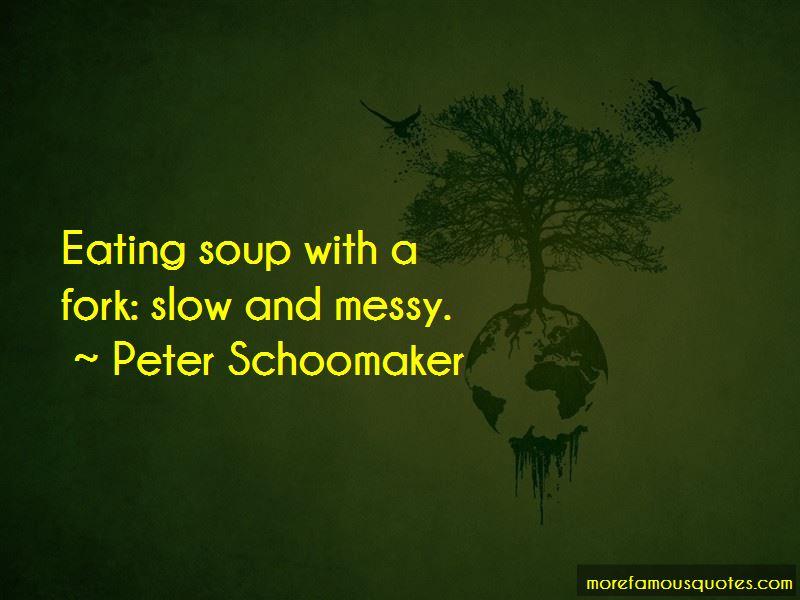 Peter Schoomaker Quotes
