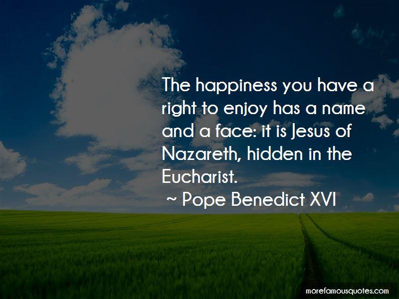 Pope Benedict XVI Quotes Pictures 2