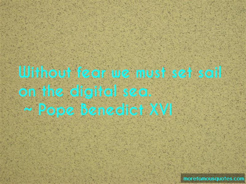 Pope Benedict XVI Quotes Pictures 3