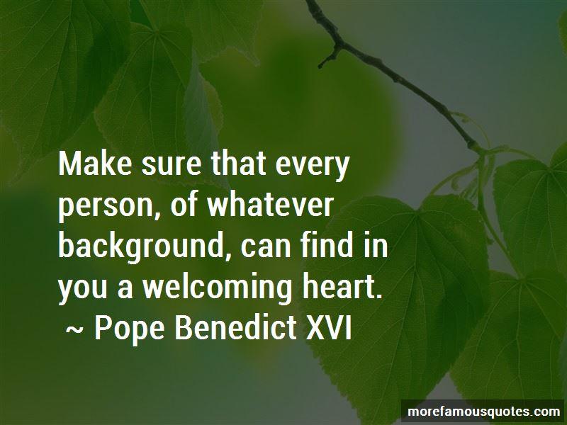 Pope Benedict XVI Quotes Pictures 4
